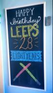 Leep's Star Wars birthday