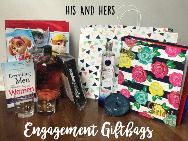 Engagement Giftbags